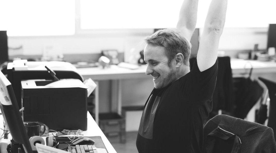 5 tips om je werkstress te verminderen