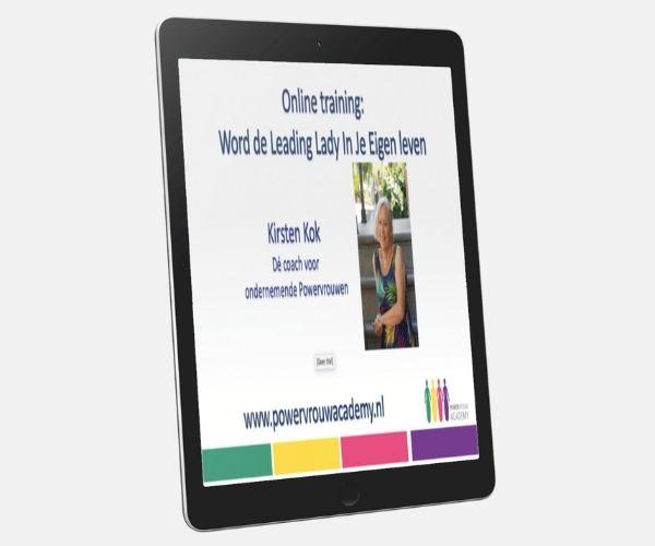 Kirsten Kok gratis training