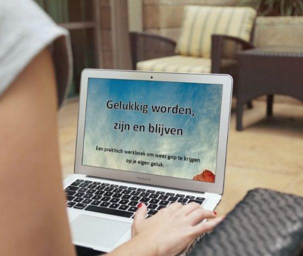 Online training Gelukkig worden zijn en blijven