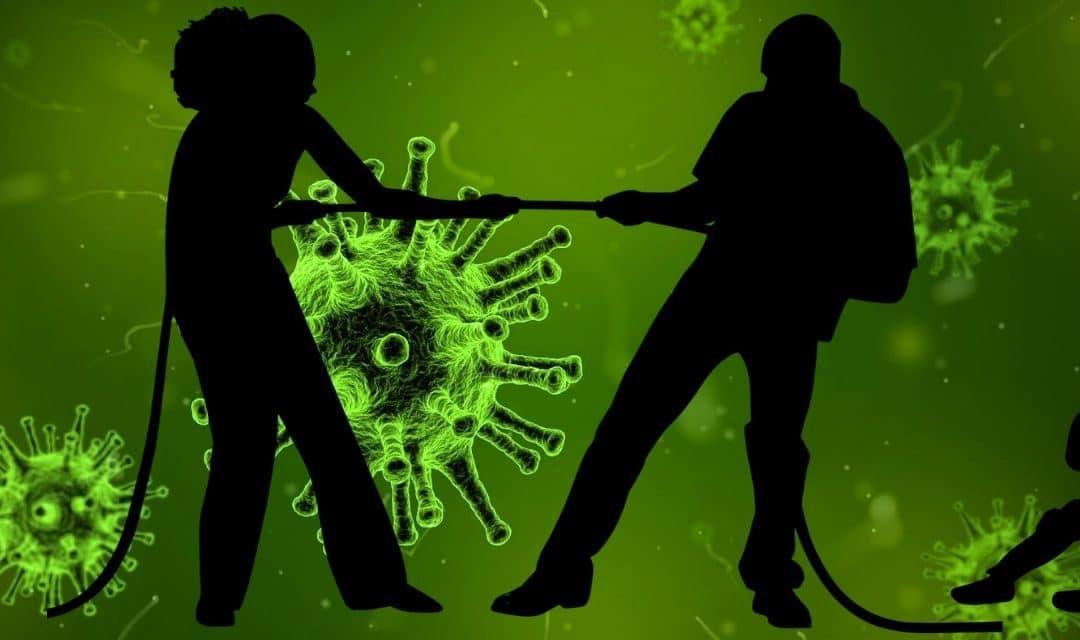 Hoe overleeft je relatie het coronavirus? 5 tips